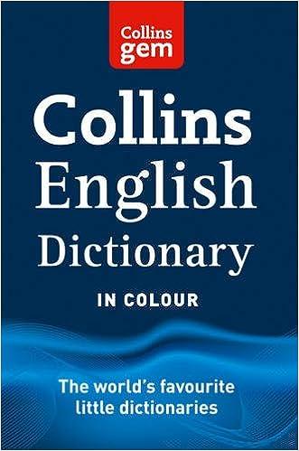 Collins Gem English Dictionary : Collins Dictionaries