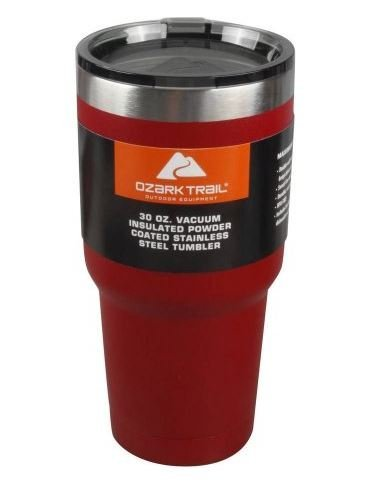 Ozark Trail 30 Ounce Double Wall Vacuum Sealed