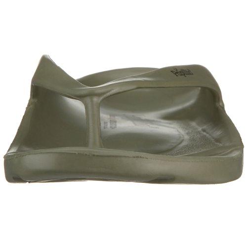 Papillio del mar 308061 - Zapatos con hebilla para hombre, color verde, talla 46