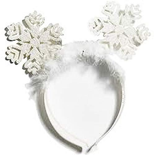 Snowflake Headband -