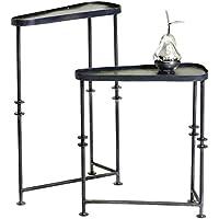 Go Home Asymmetrical Tables, Set of 2