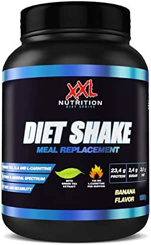 Diet Shake - 1200 Gramm - Vanille