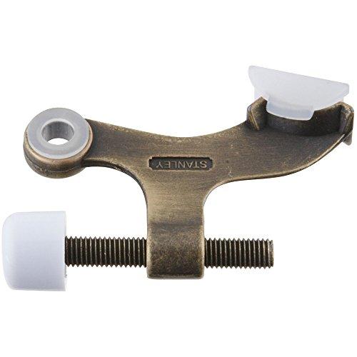 National Hardware S826-057 8024 Hinge Pin Door Stops in Antique Brass ()