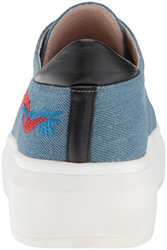 Harper Sneaker Shellys London Denim Women's fWp8Uqw4Ex