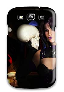 BRThHBR2510OYhDI Snap On Case Cover Skin For Galaxy S3(women)