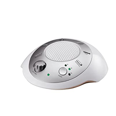 HoMedics SS-2000 Sound Spa Relaxation Sound Machine with 6 Nature Sounds