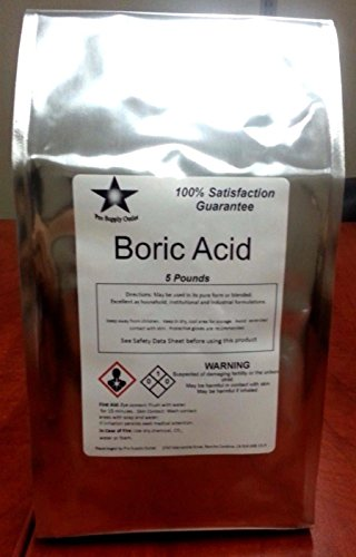 Pro Supply Outlet Boric Acid 5 Lb Pack (9964)