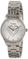 Caravelle by Bulova Women's 43L151  Crystal Bracelet Watch