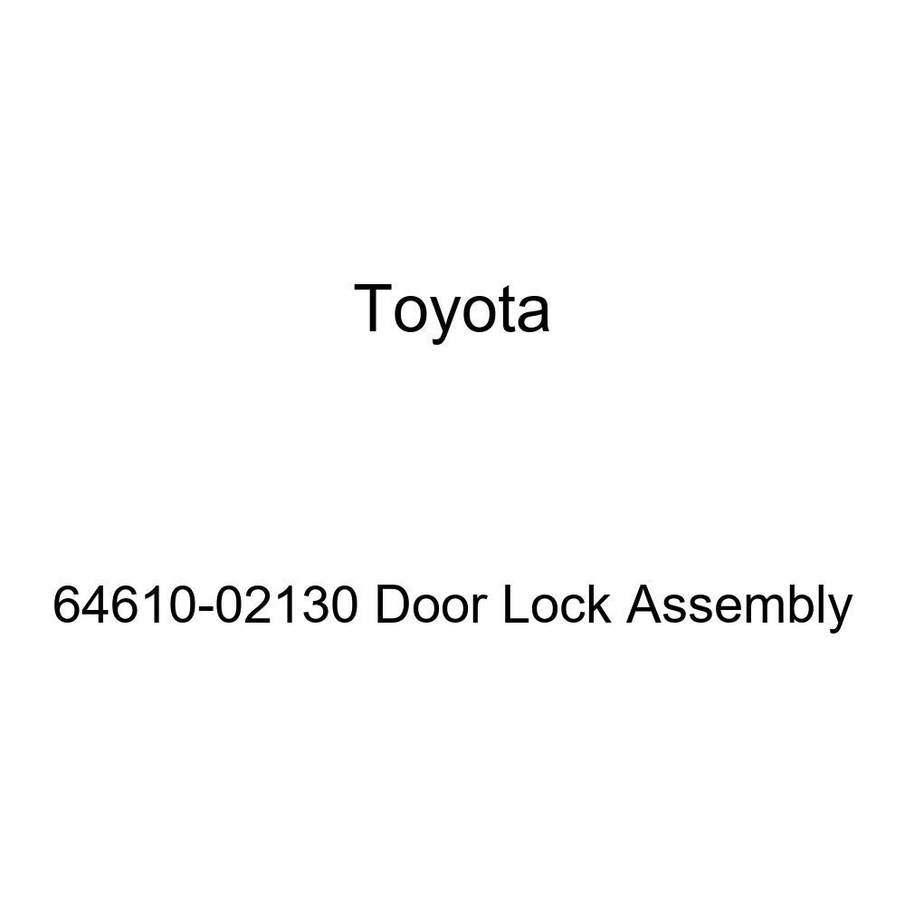 TOYOTA 64610-02130 Door Lock Assembly by TOYOTA (Image #1)