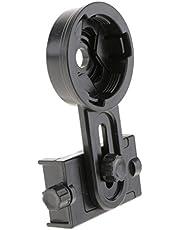 Telescope Phone Adapter Mount, Binocular Cellphone Holder, Monocular Microscope Smartphone Clamp Bracket Tripod Adapter with 1/4inch Thread