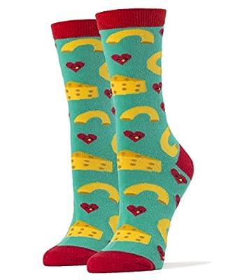 Oooh Yeah Luxury Combed Cotton Women's Crew Socks Fun