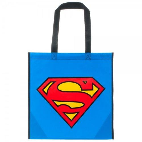 Superman Large Shopper Tote BAG -