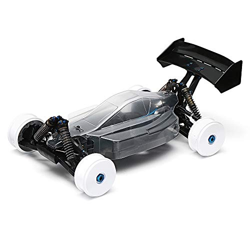4wd Buggy Kit Electric (Team Associated RC8 1/8 2.4G 4WD Brushless Rc Car Kit Electric Off-Road Buggy Toys)