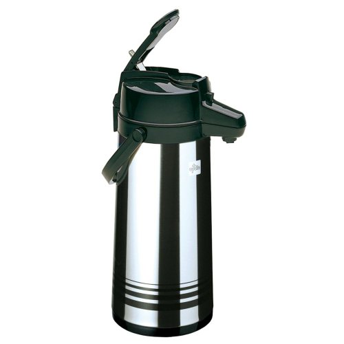 Update Airpot (Update International LSVL-30/BK/SF 3-Liter Stainless Steel Airpot)