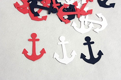 Anchor Confetti Paper Party Supply (100 CT) ()