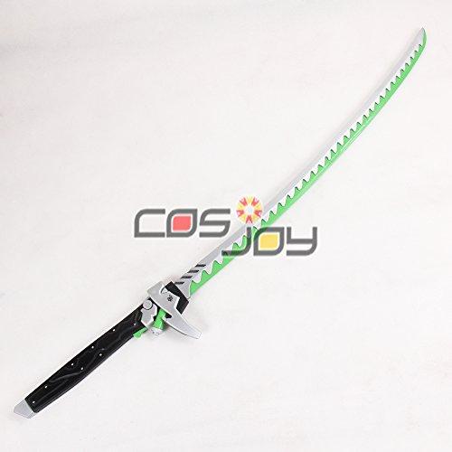 0963 Cosjoy The Legend of Zelda Hyrule Warriors Sheik Harp PVC Cosplay Prop