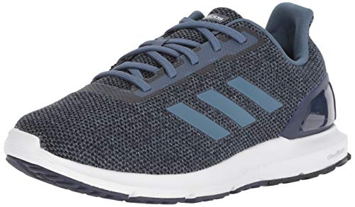 adidas Men's Cosmic 2 Running Shoe tech Ink/tech ink/Trace Blue, 12 M US (Best Adidas Sneakers 2019)
