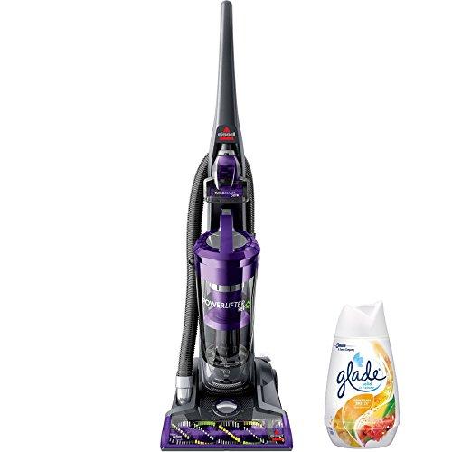 Bissell Multi Cyclonic Surface Pet Hair Eraser Bagless Technology Corded Upright Vacuum Cleaner with Extension Wand Crevice Pet Tools Attachments and Air Freshener (Easy Sweep Pet Bissell compare prices)