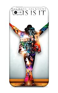 New Cute Funny Michael Jackson This Is It Case Cover/ Iphone 5c Case Cover
