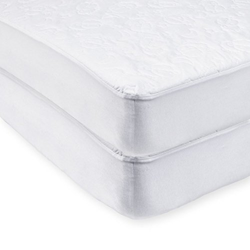 Amazon.com: Koala Baby Essentials Fitted Crib Mattress Cover 2 Pack: Baby