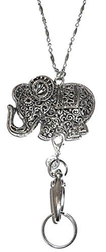 Hidden Hollow Beads Owl Lanyard Necklace 34