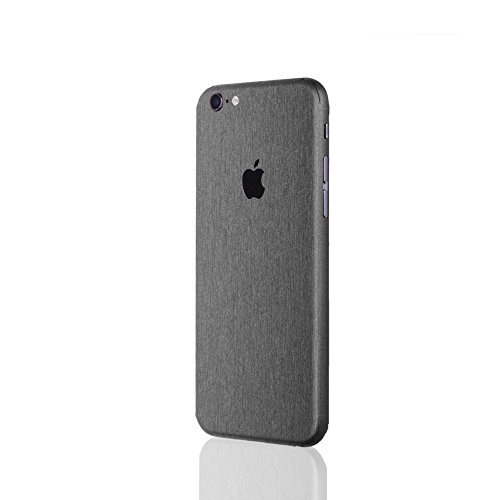 AppSkins Rückseite iPhone 6 Full Cover - Metal steel