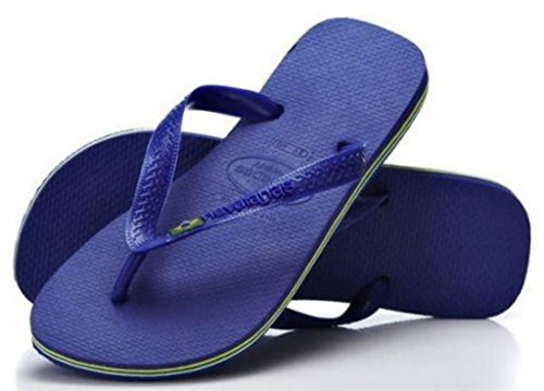 Havaianas Brasil Marina Hombres Mujeres UnisexBeach Summer Flip Flops