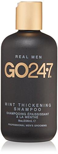GO247 Mint Thickening Shampoo Oz