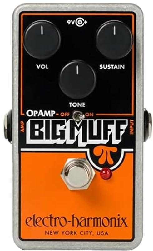 ELECTRO-HARMONIX OP-AMP Big Muff Distortion Sustainer