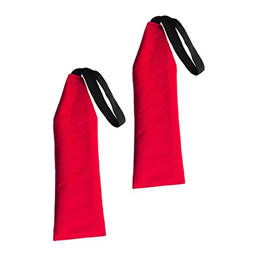 - DYNWAVE 2 Pieces Red Kayak Long Load Safety Flag for Kayak, Canoes and SUP Tow Flag