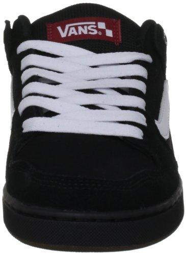 Vans Baxter Black / White Gum Mens Sneakers (10 Mens)