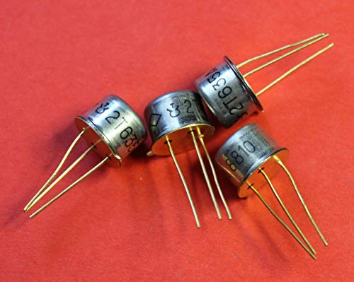 Transistors silicon KT635A (2T635A) analogue 2N4960 USSR 2 pcs