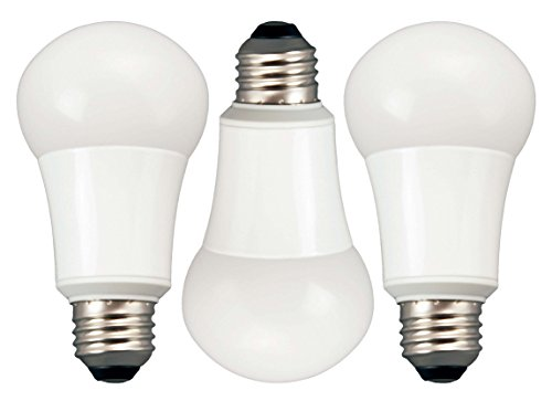 tcp 60 watt equivalent led a19 standard shaped light bulbs import it all. Black Bedroom Furniture Sets. Home Design Ideas