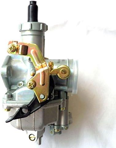 Carburador de estrangulador Keihin (PZ27), de Yunshuo, con bomba de acelerador para Honda XR, CB, XL y FCI