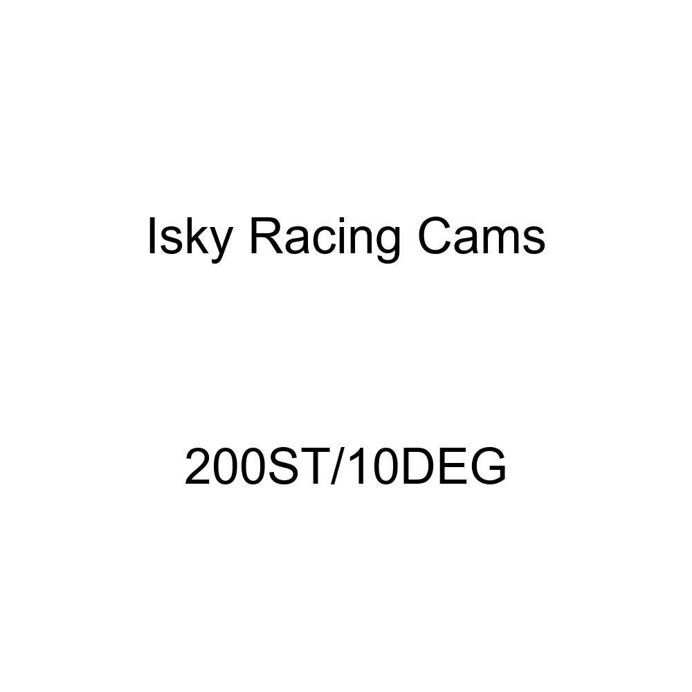 Isky Racing Cams 200-ST/10DEG 10 Degree Steel Retainer 200ST10Deg