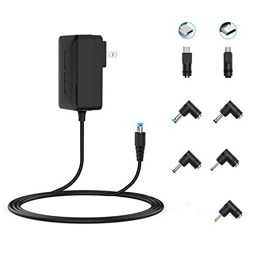 (Universal Power Adapter 5V 3A Power Supply Multi-Voltage Adjustable Wall Charger Replacement for Home Electronics, Routers, Speakers, LCD TVs, Cameras, TV Boxes, USB Hub and More 5V Small Electronics)