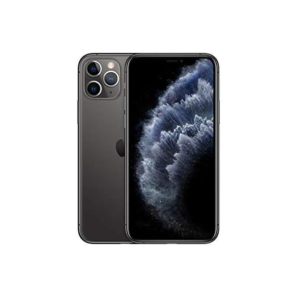 Apple iPhone 11 Pro (64GB) – Gris espacial 41zgaFGlp2L