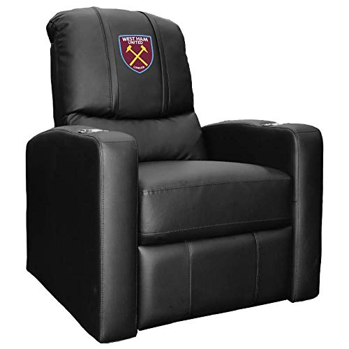 West Ham United Crest Logo Stealth Recliner by Dreamseat