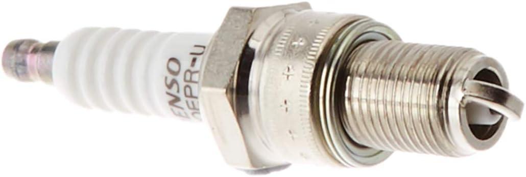 U-Groove Resistor Spark Plug 4x DENSO W20EPR-U 3047