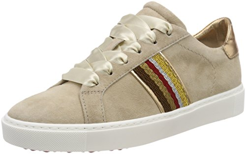 camoscio Sneaker 26543 1845 Beige Donna Maripé xBwAI5q1B