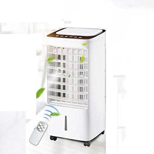 onditioning fan,Floor air conditioning fan dormitory office portable cooling unit student home cooling fan -C ()