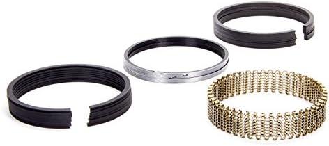 Hastings 5653S Single Cylinder Piston Ring Set