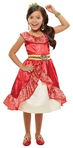 Disney Elena Of Avalor Adventure Dress 4-6x (16 Dbl Box)
