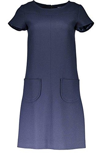 450693 Blau Kurtzes GANT 442 Damen Kleid 1303 5zqwCwxf