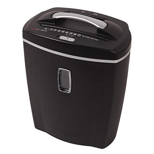 Genie-580-XCD-Destructora-de-papel-corte-en-particulas-incluye-papelera-color-negro