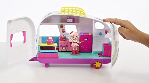 Shopkins Happy Places Rainbow Beach Camper Van by Shopkins (Image #8)