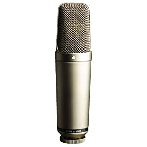 Rode Large Diaphragm Condenser Microphone - NT1000