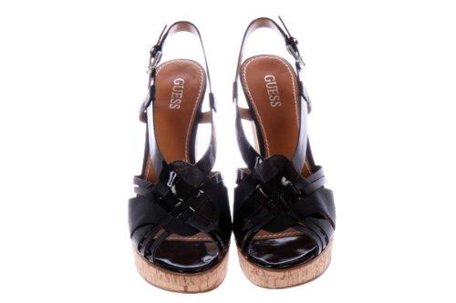 Guess Woman High Heels - Fl1Pscpat03_Blkbl fig4sLq