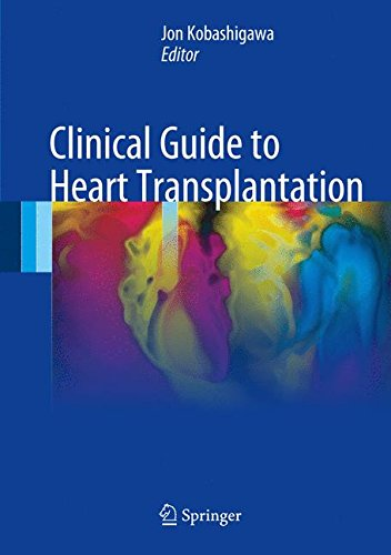 Pdf Medical Books Clinical Guide to Heart Transplantation
