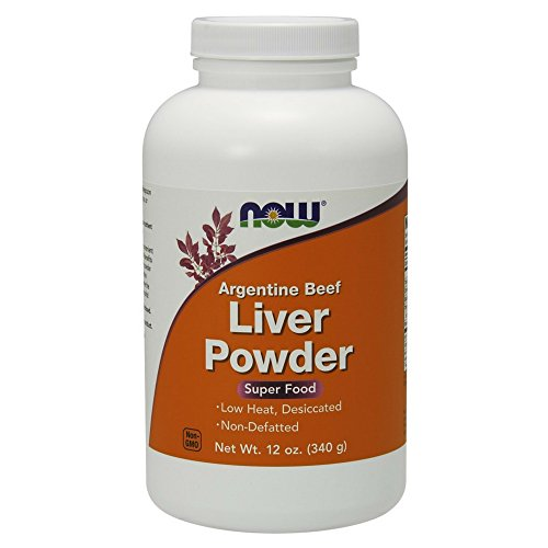 NOW Foods Liver Powder 12 Ounce product image